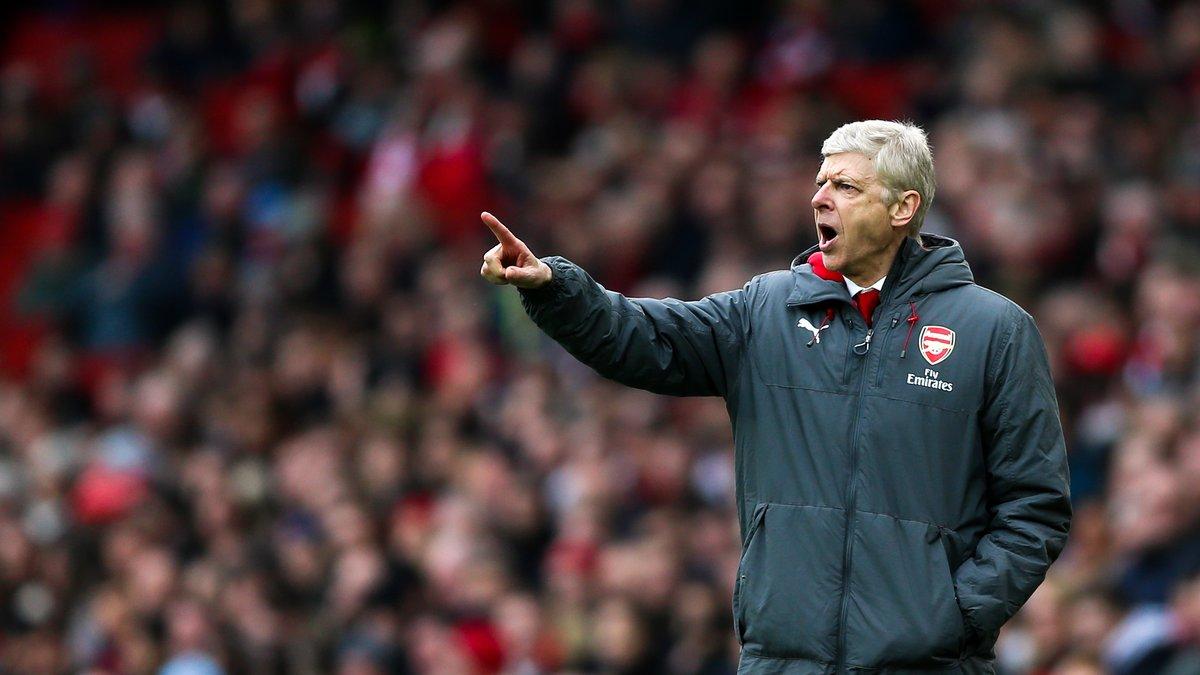 Wenger et la générosité d'Aubameyang — Angleterre Arsenal