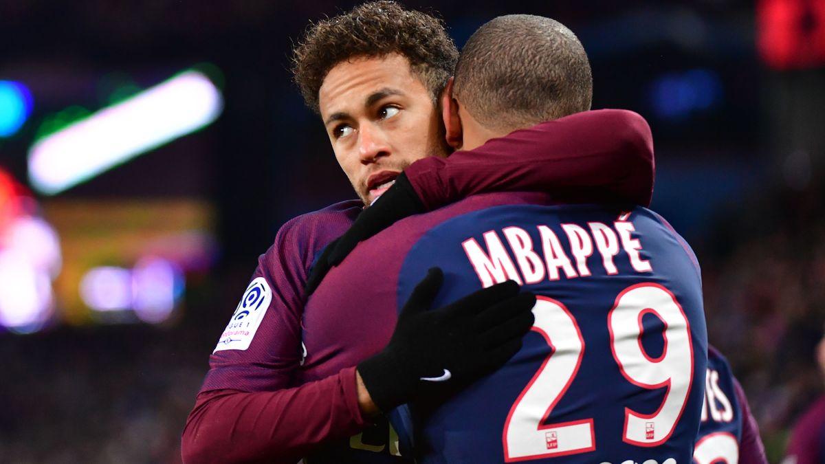 Real Madrid : �Mbapp� ou Neymar ? Ils sont tr�s loin du niveau de Cristiano�
