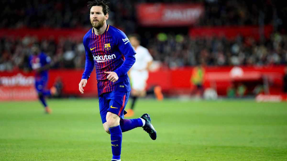 Quand Rakitic fait une grande demande pour Lionel Messi