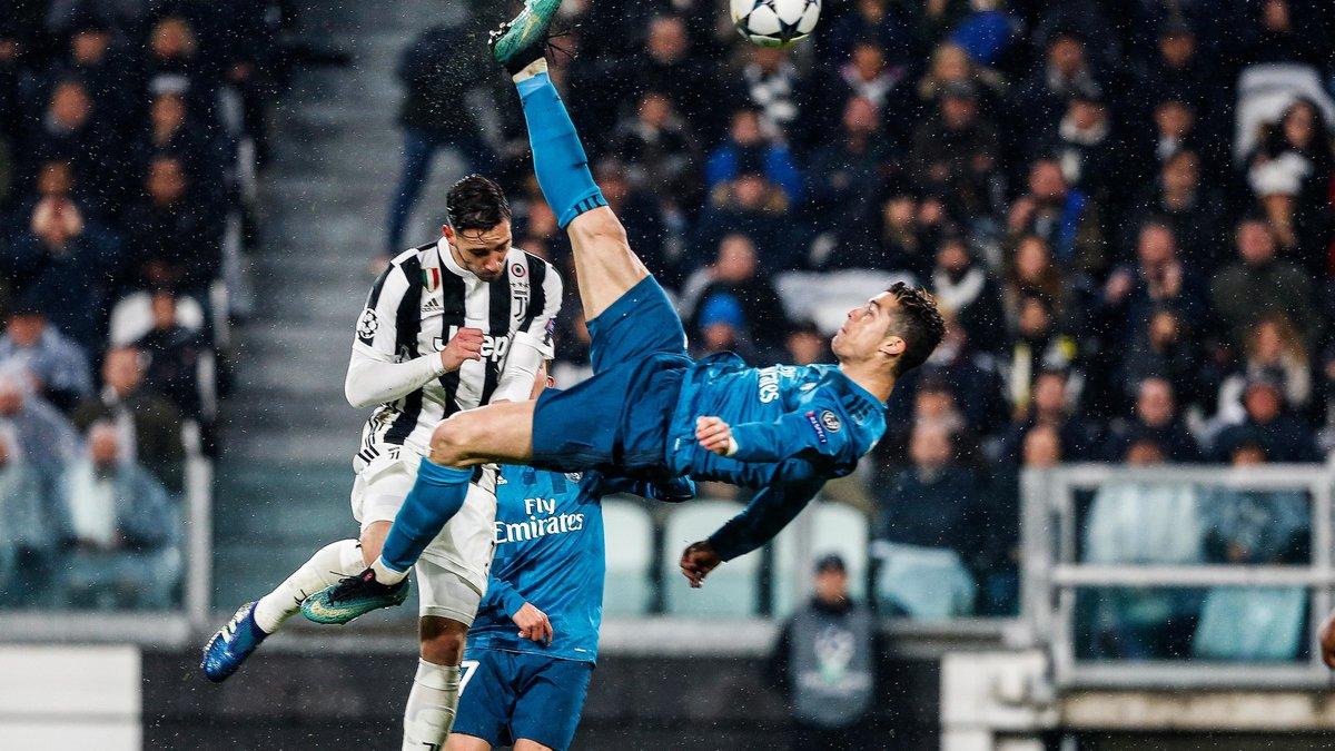Le triplé de Cristiano Ronaldo en images !