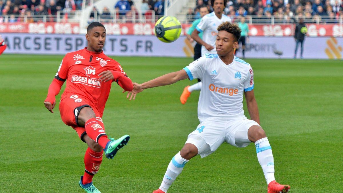 Première titularisation de la saison pour Boubacar Kamara — Foot Europe Marseille