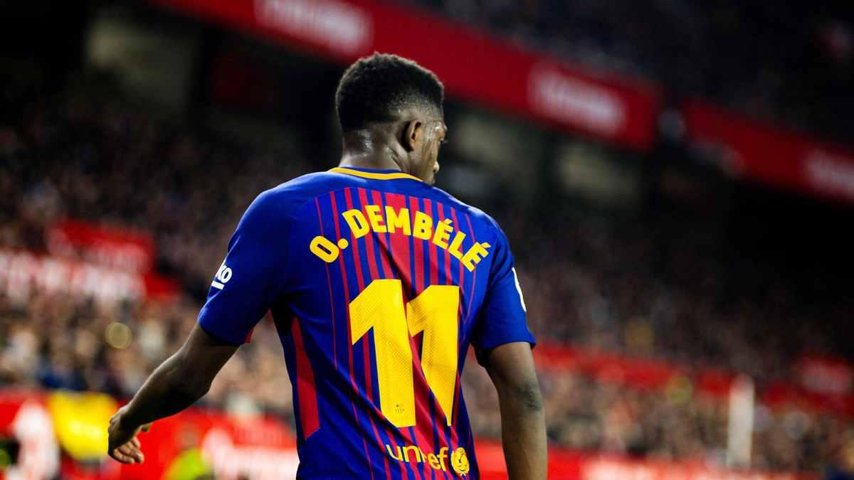 Un départ du Barça ? Dembélé donne sa réponse