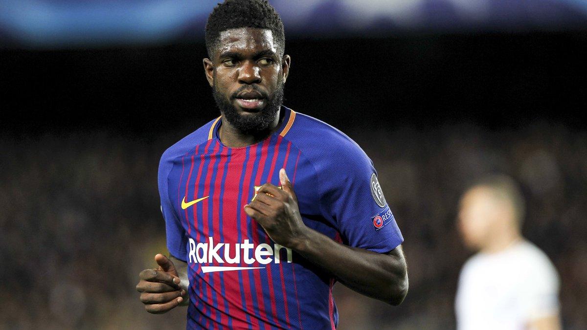 Samuel Umtiti a le droit de partir — Barça