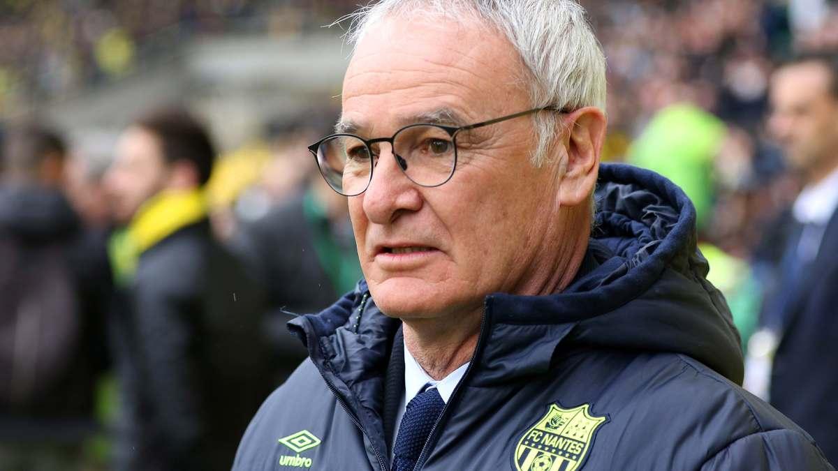 Ranieri annonce qu'il restera — Nantes
