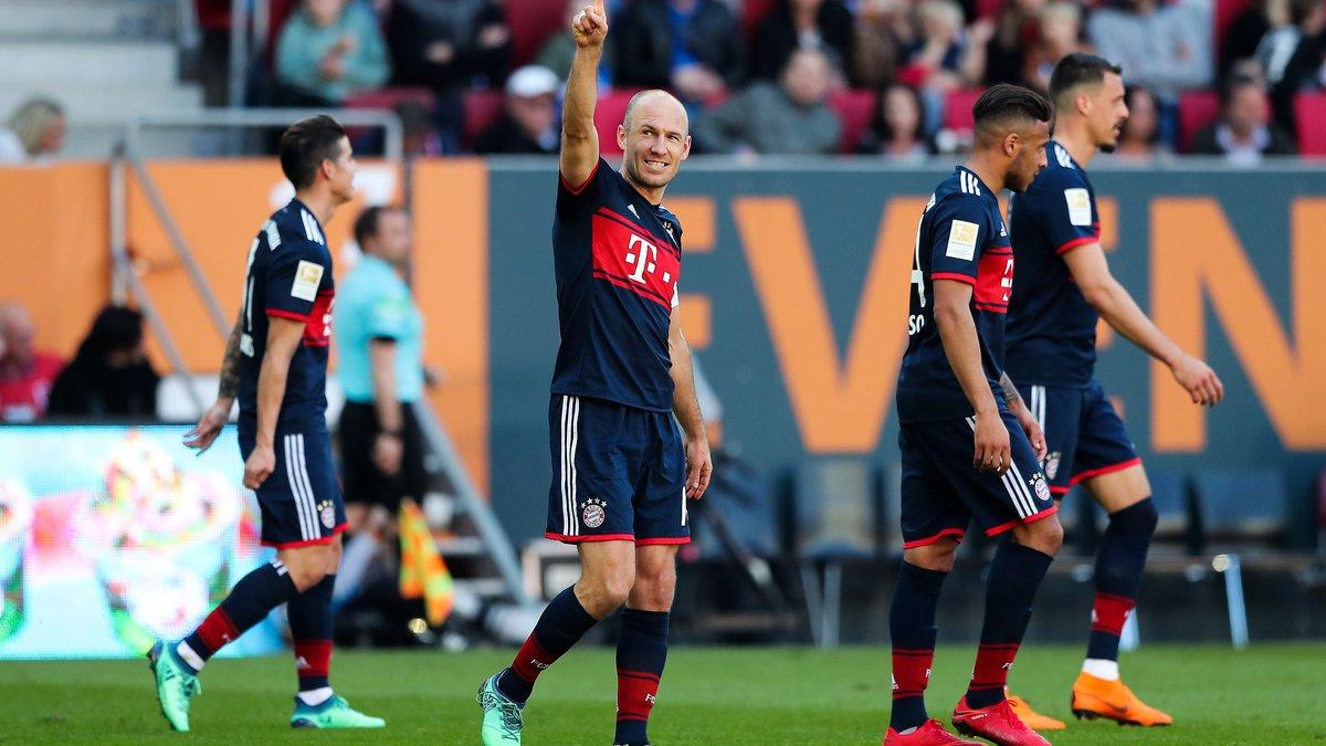 Bayern Munich : Robben fait une annonce forte pour son avenir