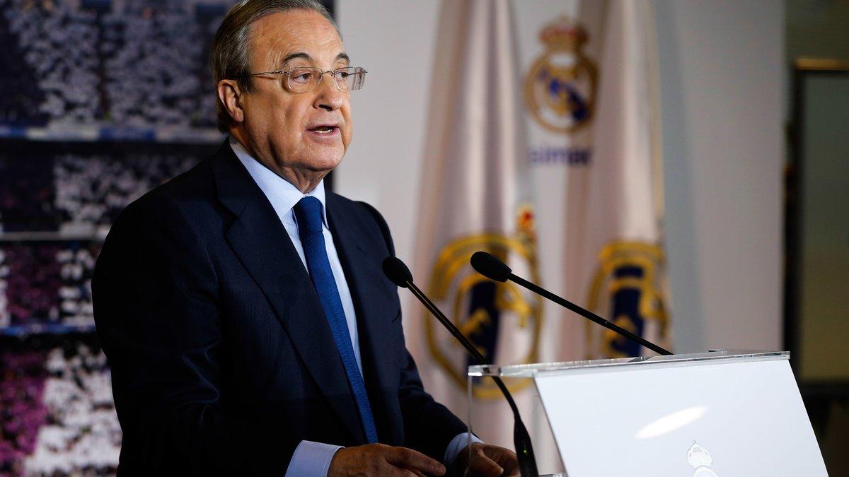 Real Madrid - Florentino Perez l'a mauvaise pour Mbappé