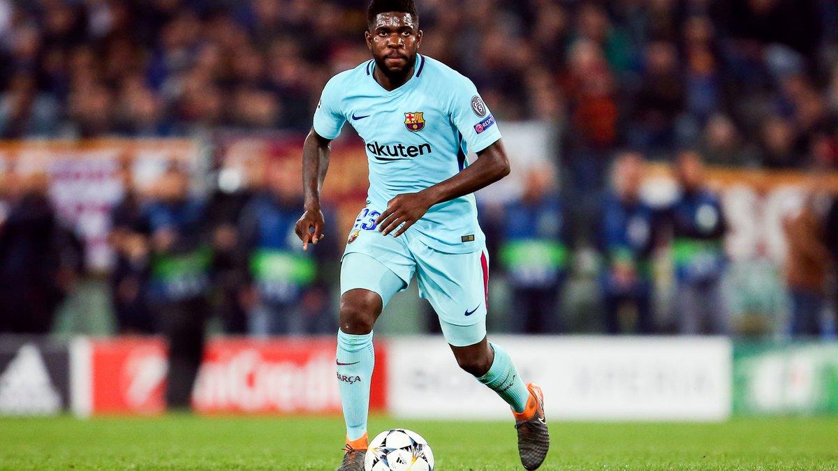 Barça : Les négociations avancent avec Umtiti