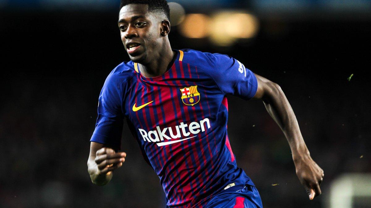 Dembélé prêté à l'Atlético Madrid — FC Barcelone
