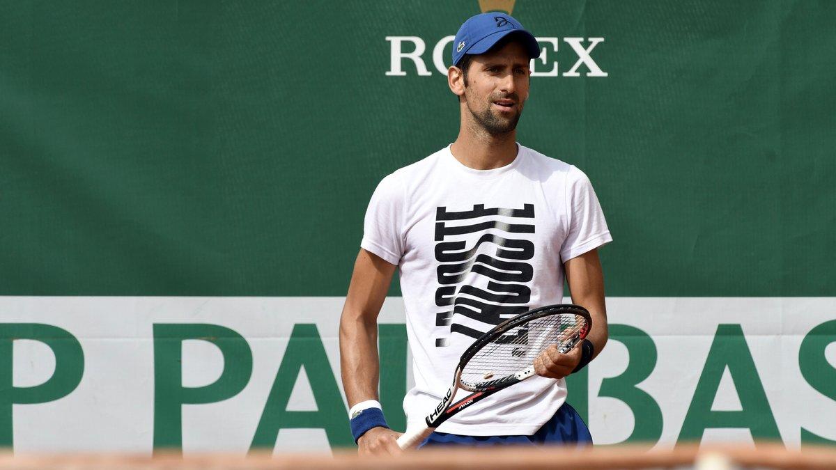 Djokovic expéditif — Monte-Carlo