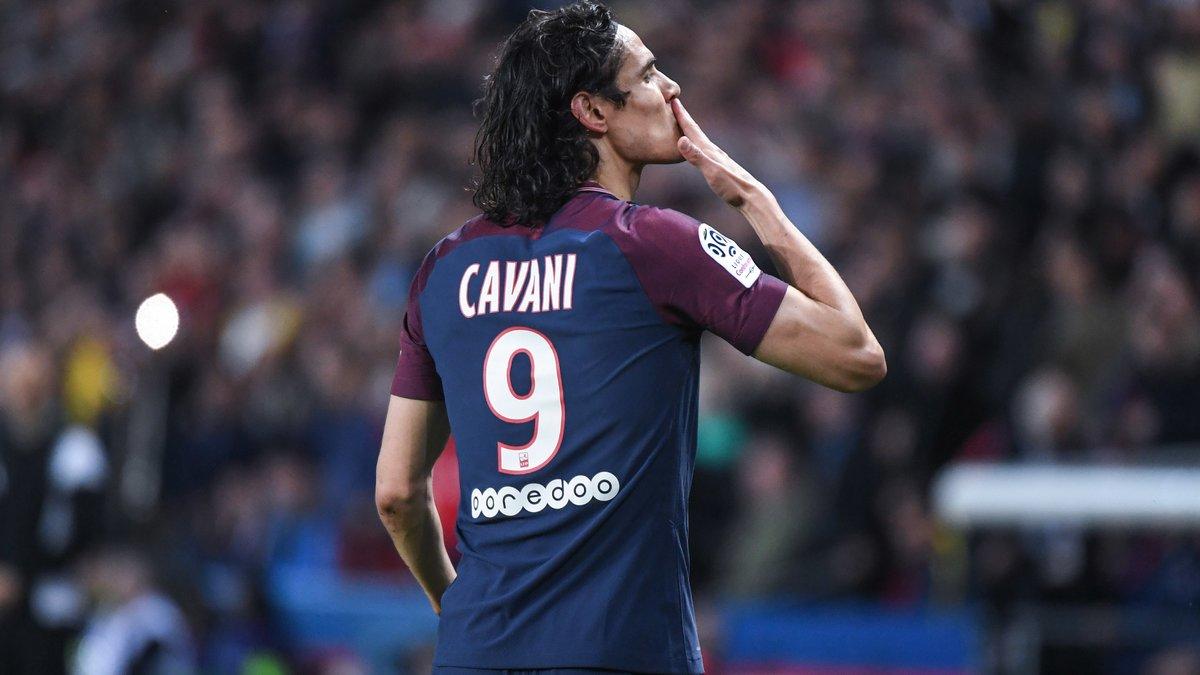 Le bel éloge de Dugarry envers Cavani — PSG