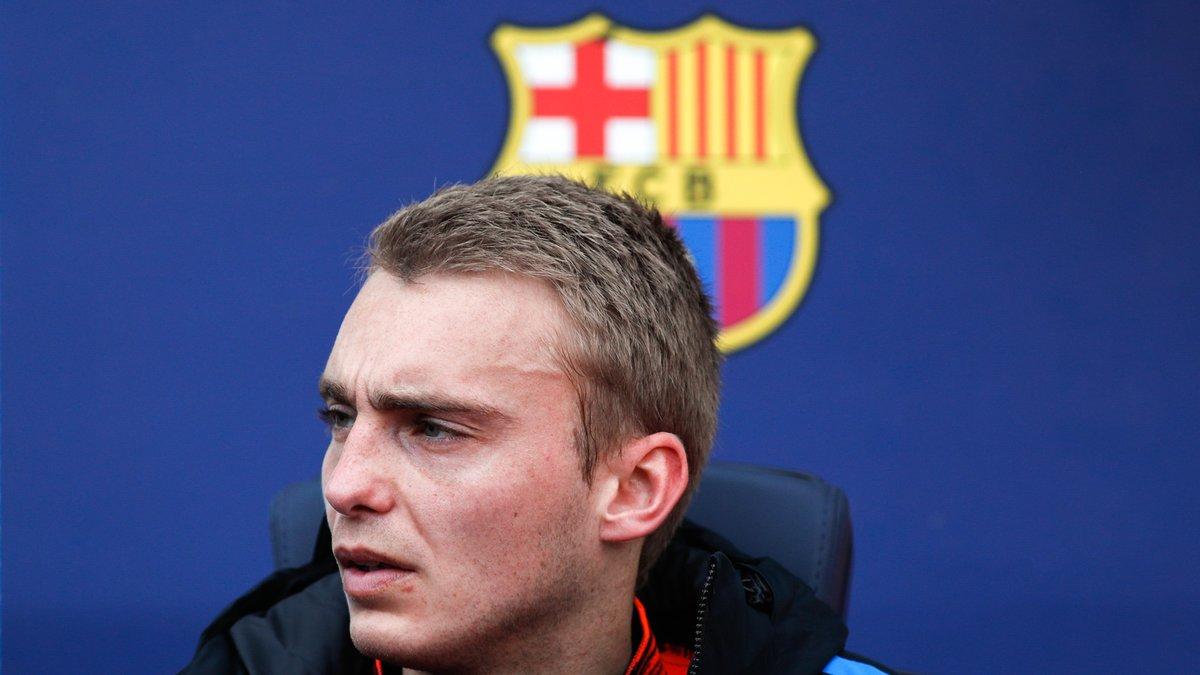 La requête de Cillessen à ses dirigeants — Barça