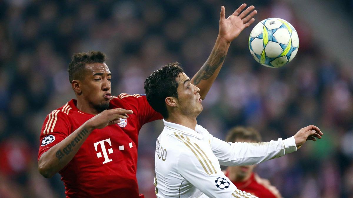 LDC/Bayern-Real Madrid: La stratégie de Jerome Boateng pour stopper Ronaldo