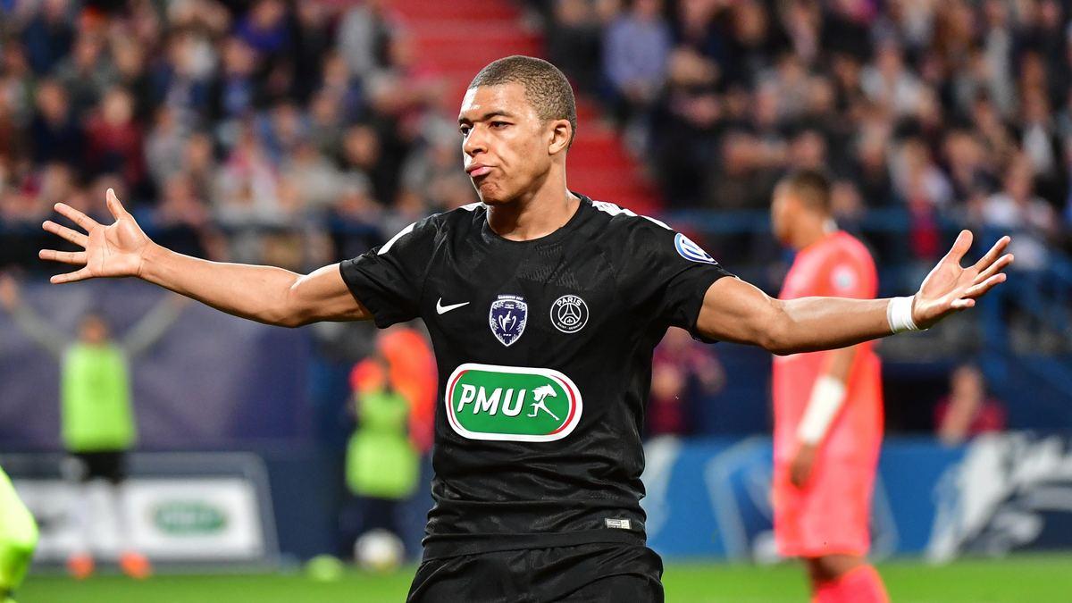 Mbappé évoque la différence avec Monaco — PSG