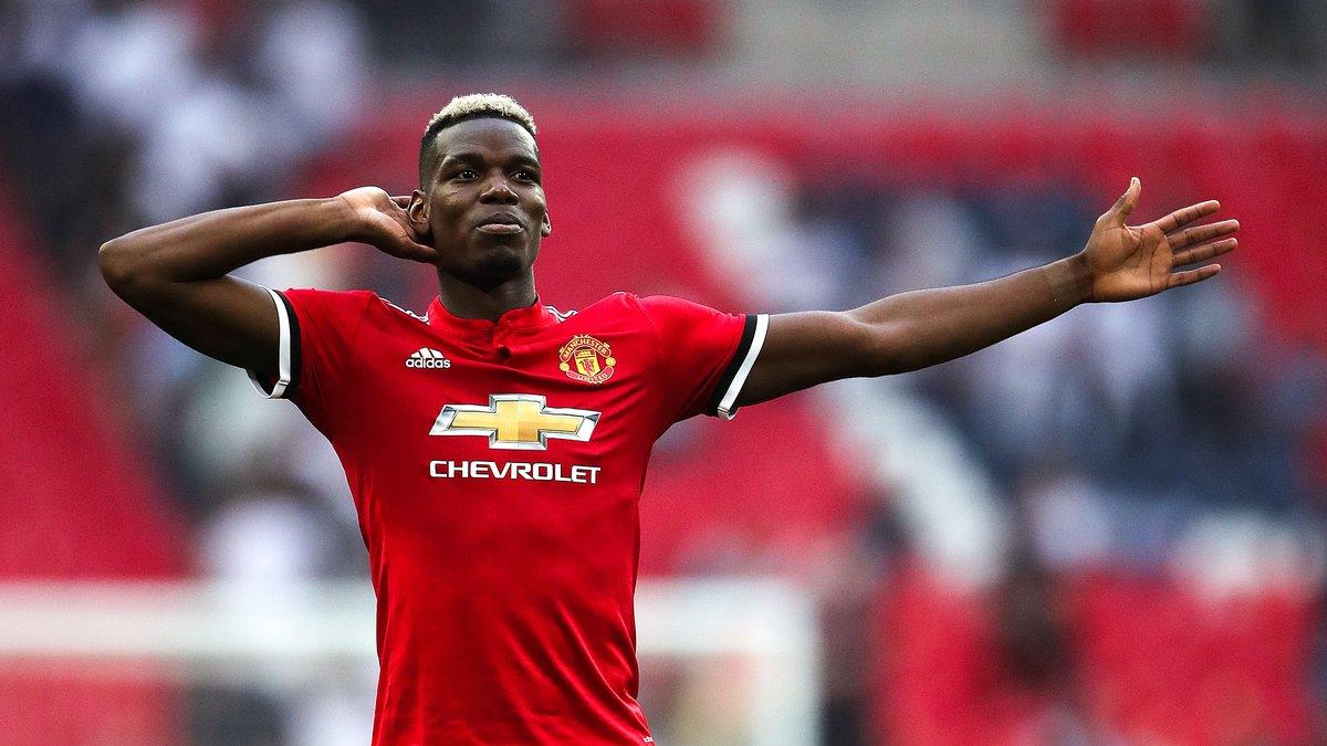 Pogba pense être jugé différemment des autres milieux — Man Utd