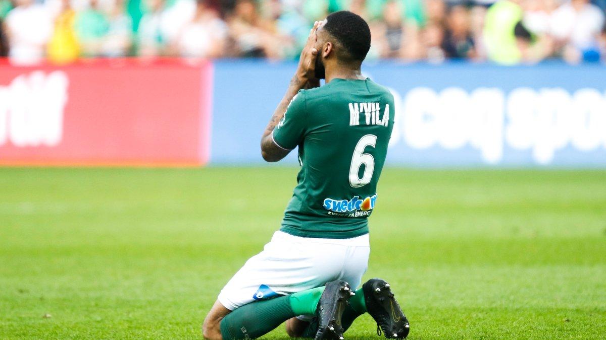 L1 - ASSE : Yann M'Vila prolonge jusqu'en 2022 (officiel)