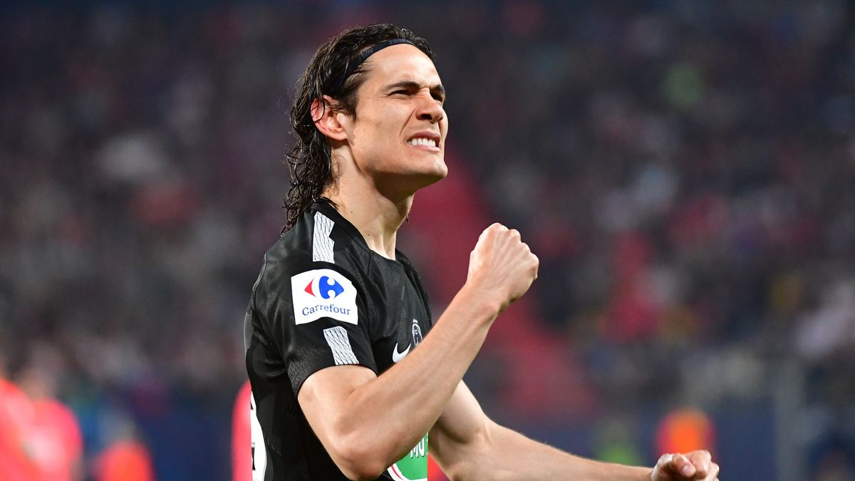 Cavani d'accord avec l'Atletico Madrid