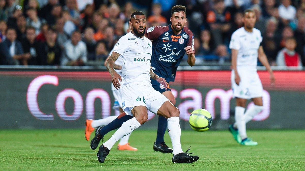 Après Montpellier, M'Vila vise Bordeaux, Monaco et Lille — ASSE