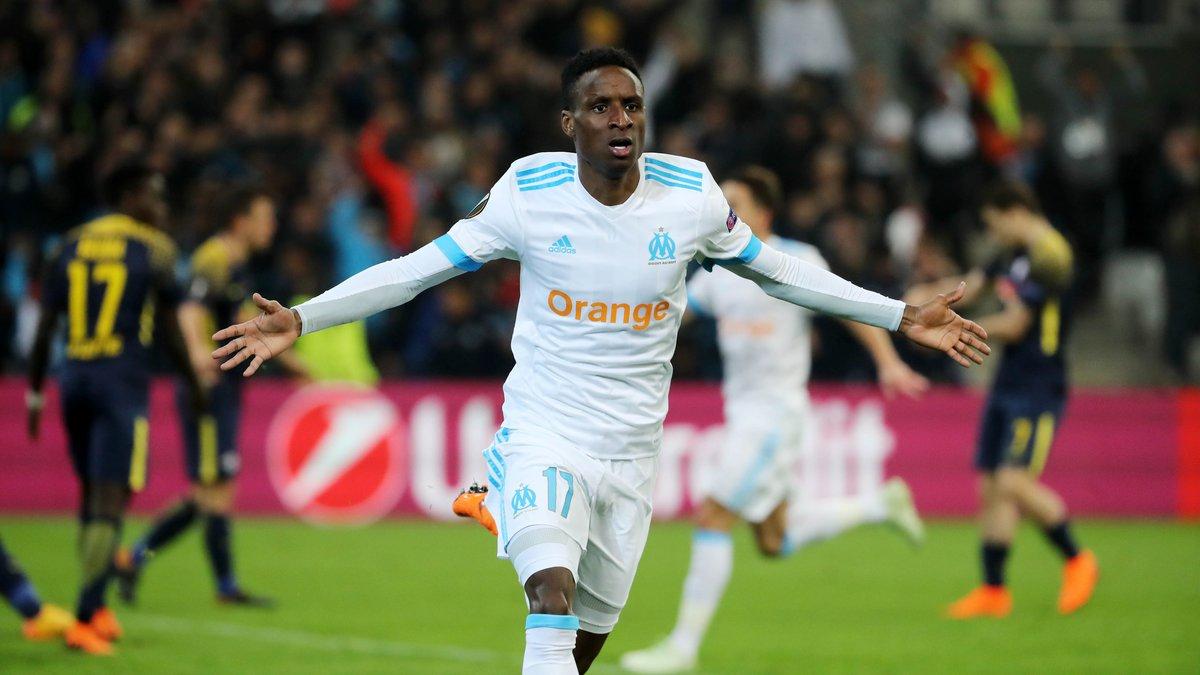 Maillot Extérieur Olympique de Marseille Bouna SARR