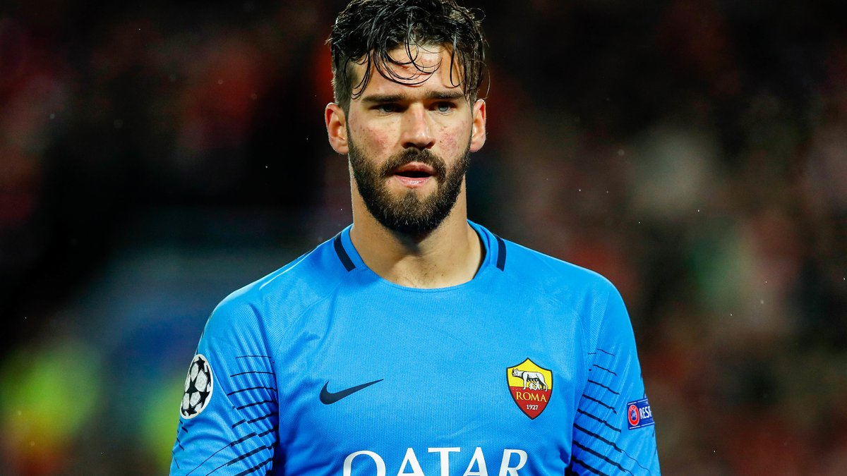 Mercato AS Rome: Liverpool en pole pour Alisson