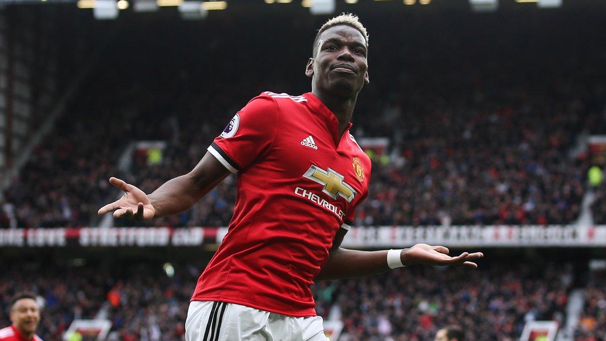 Le coup de gueule de Pogba face aux critiques — Man Utd