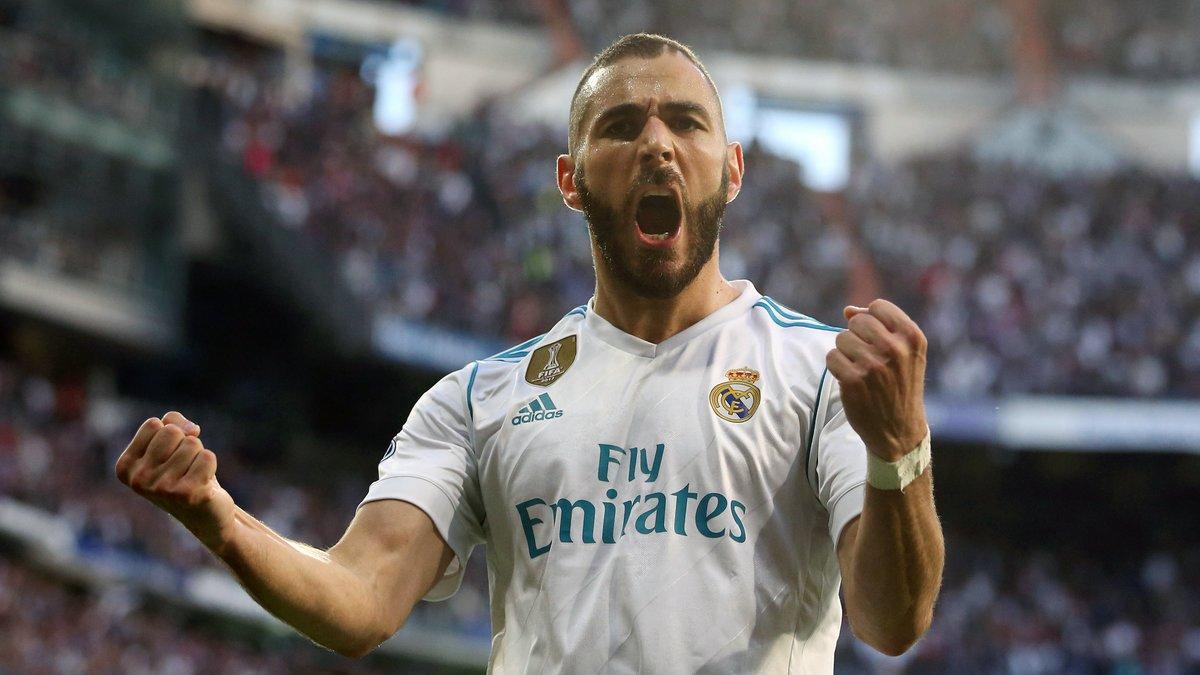 Le PSG se positionne pour Karim Benzema — Mercato