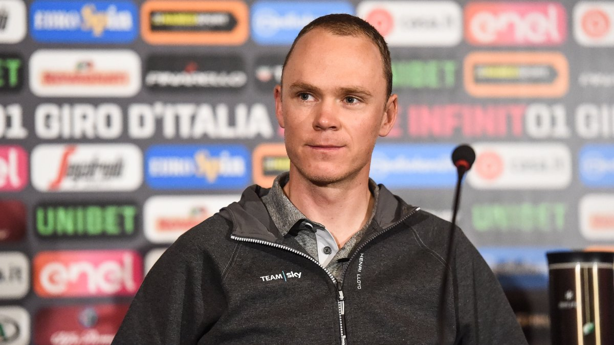Tour de France: Le  ne veut pas de Chris Froome