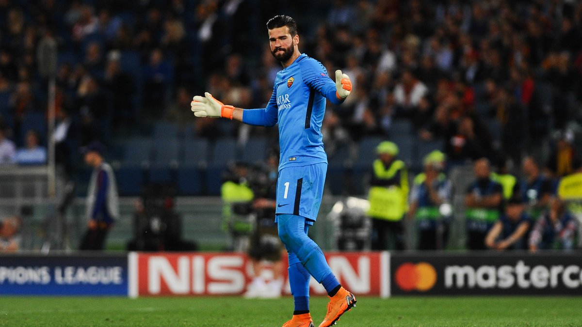 Roma : Alisson d'accord avec le Real ?