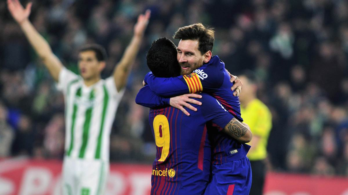 Ramos accuse Messi et Suarez — Real