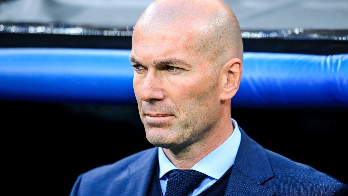 Manchester United : La tendance se confirmerait pour Zidane