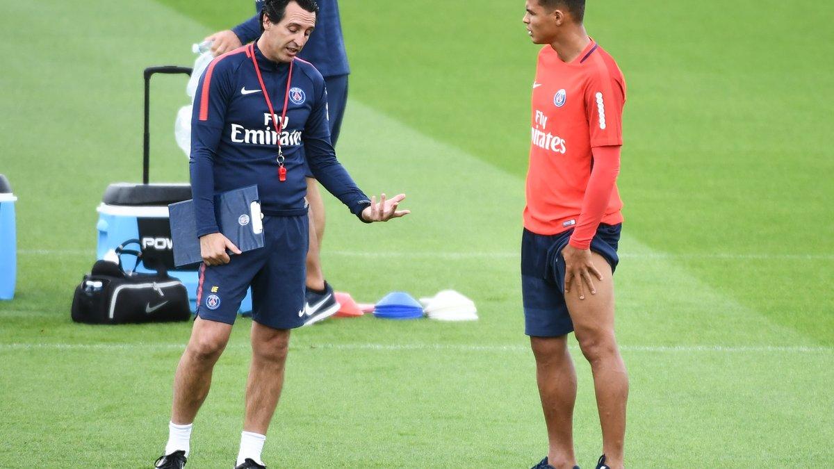 PSG : Emery s'attend à une reaction