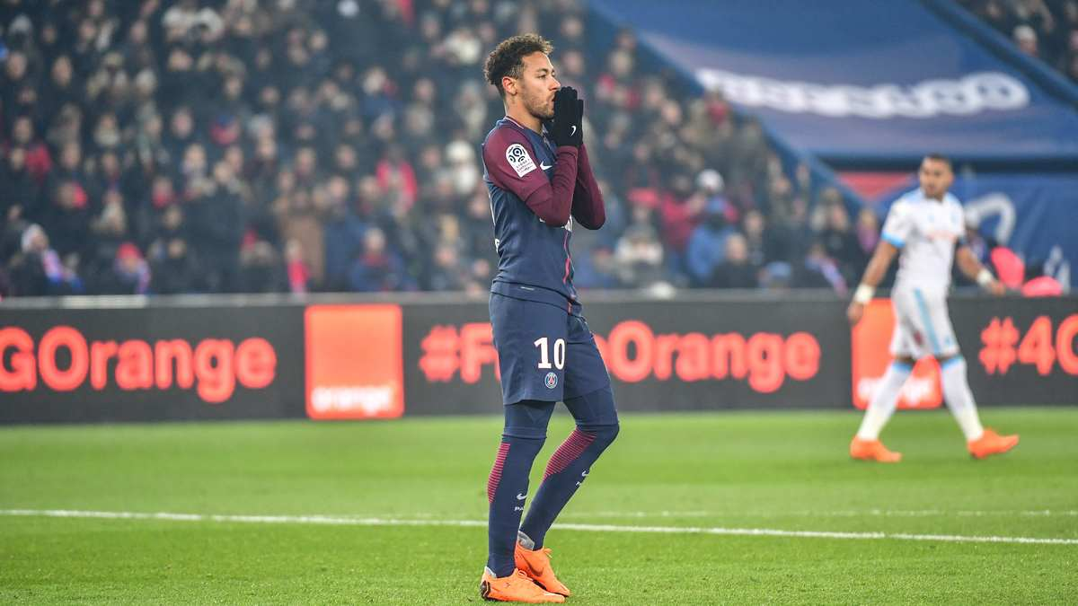 Lama trouve Neymar immature — PSG