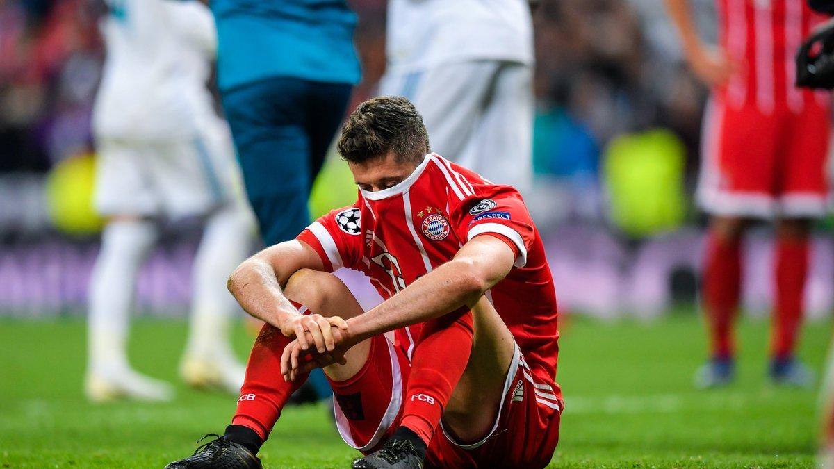 Lewandowski s'éloigne du Real Madrid — Real Madrid