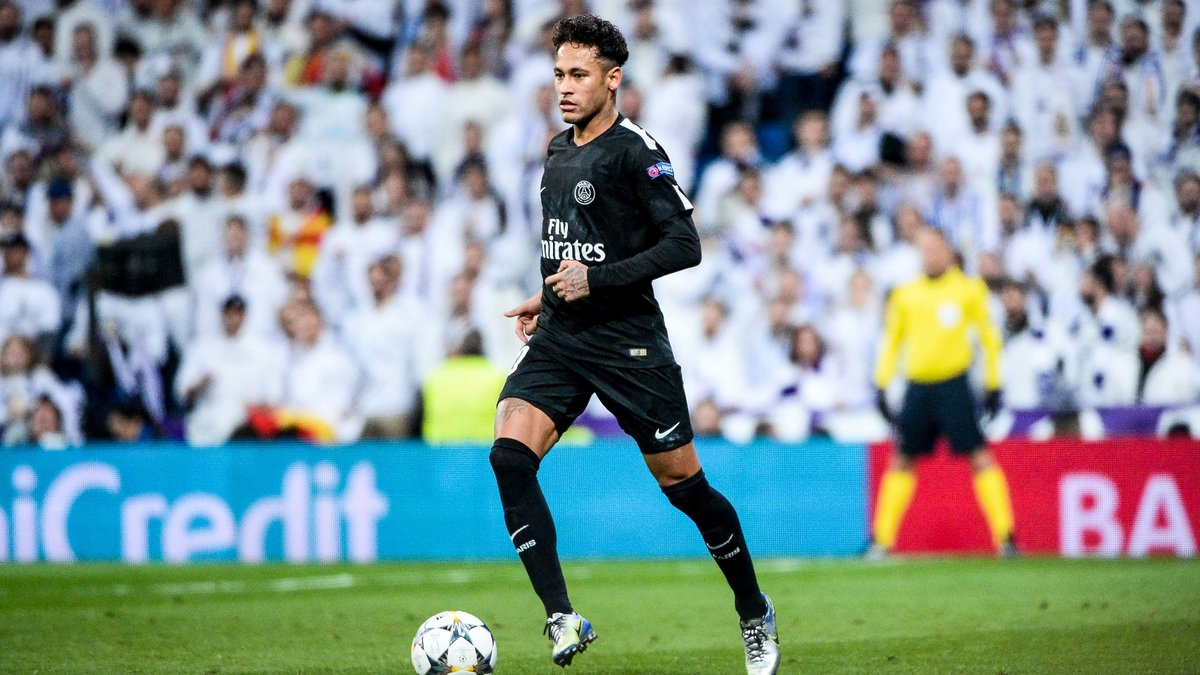 Le Real Madrid fait le forcing — Neymar