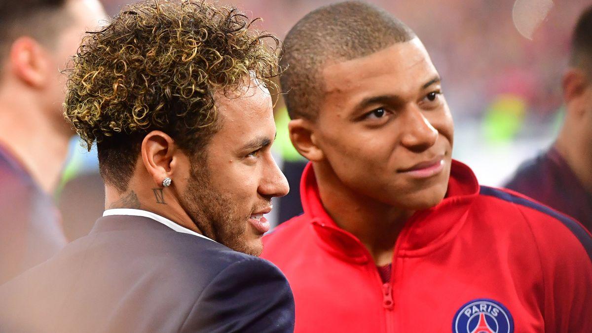 Le joli message d'encouragement de Neymar adressé à Kylian Mbappé et Ivan Rakitic