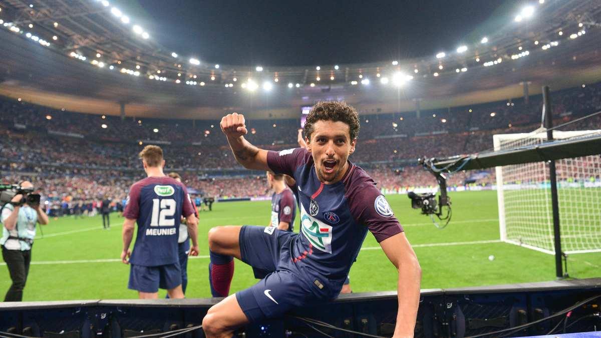 En tant que joueur du PSG, je ne peux pas supporter Marseille