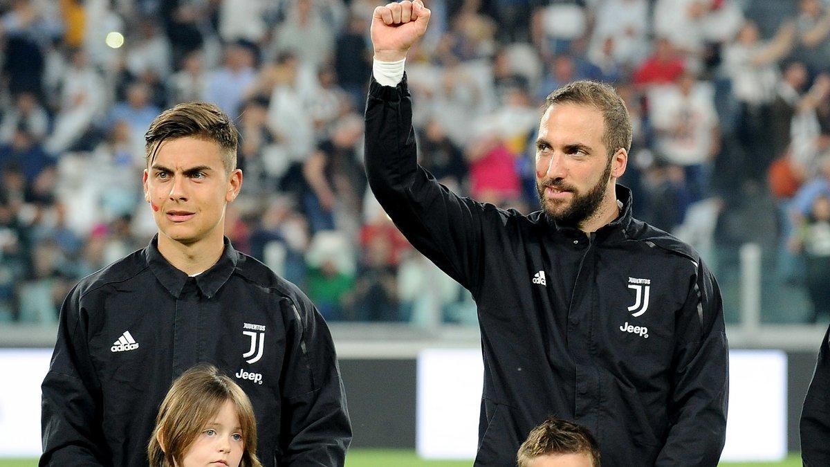 L'énorme mise au point de la Juventus sur les dossiers Higuain et Dybala