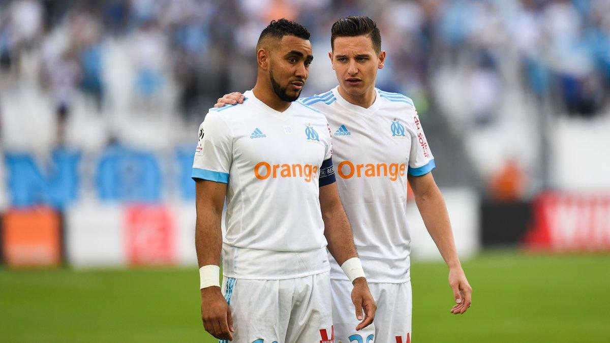 Marseille - Rudi Garcia explique l'absence de Dimitri Payet