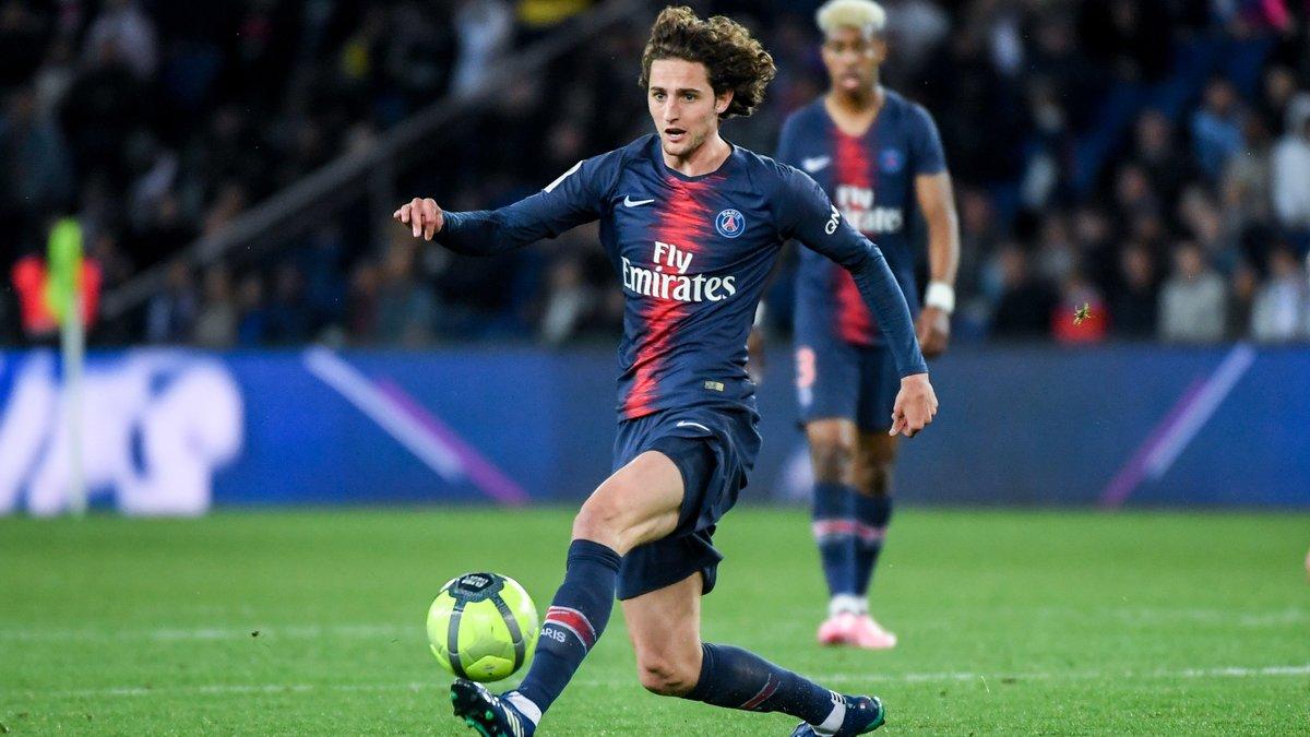 EDF, communiqué du club sur la polémique Adrien Rabiot — PSG