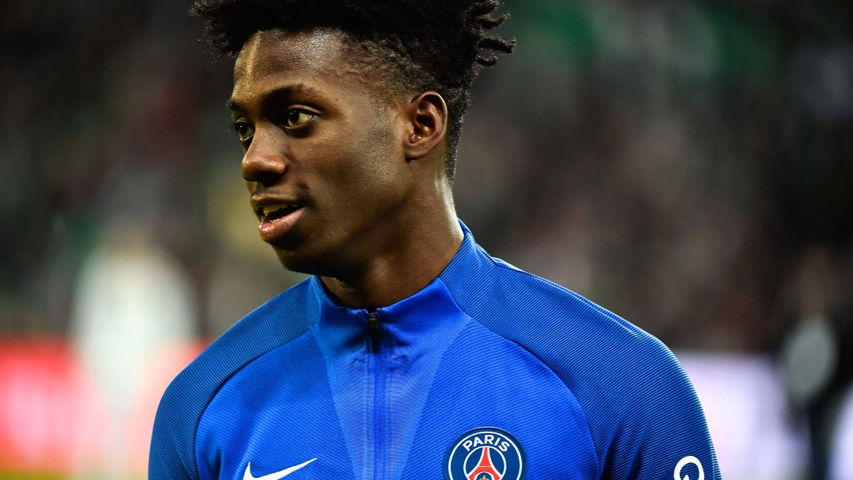 Timothy Weah ronge son frein — PSG