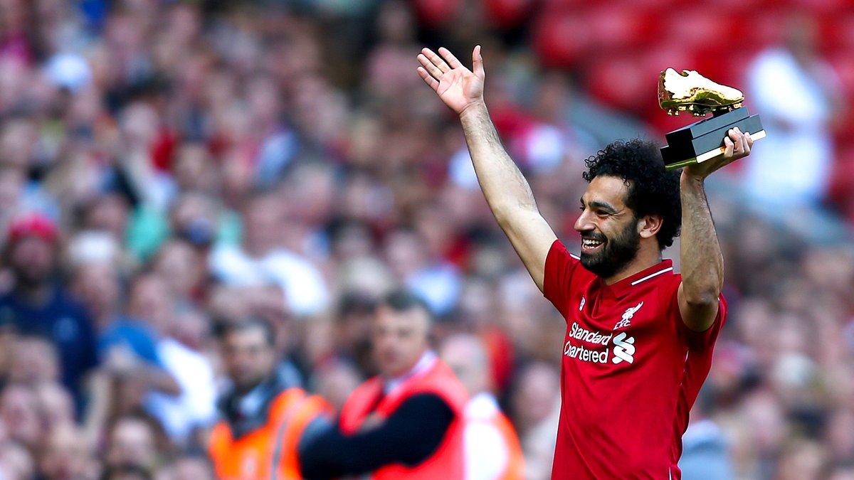 Bonne nouvelle pour Salah — Égypte