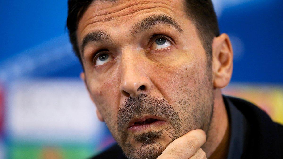 Lama ne veut pas de Buffon à Paris — PSG