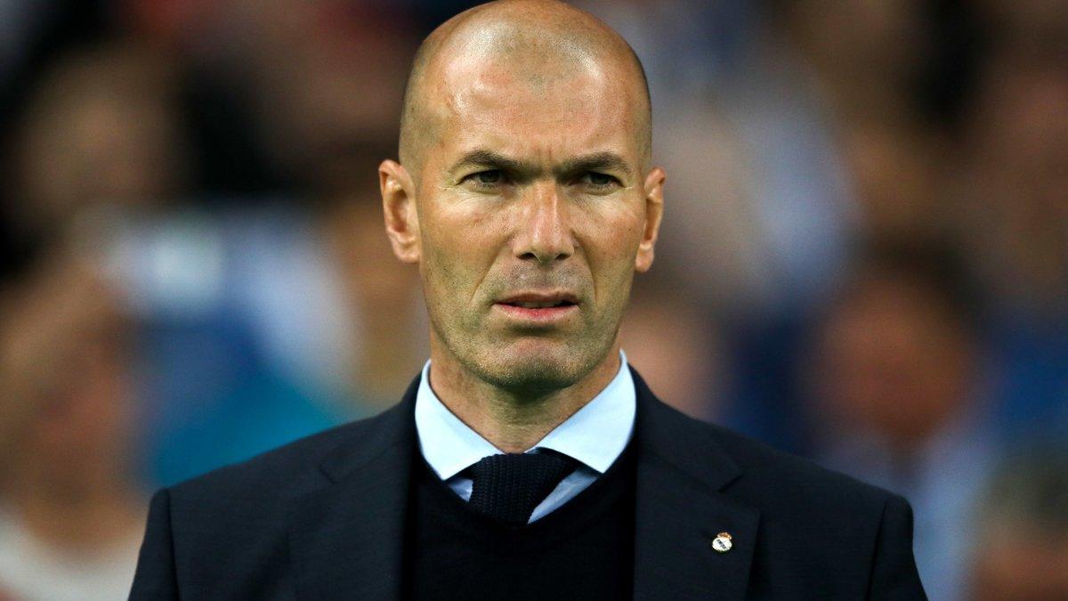 Real Madrid: Zidane ne cherche pas de nouveau club