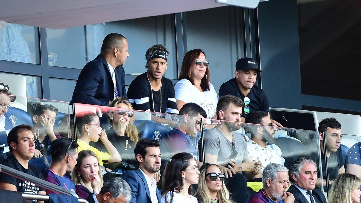Neymar parle de l'influence de son père — Mercato / PSG
