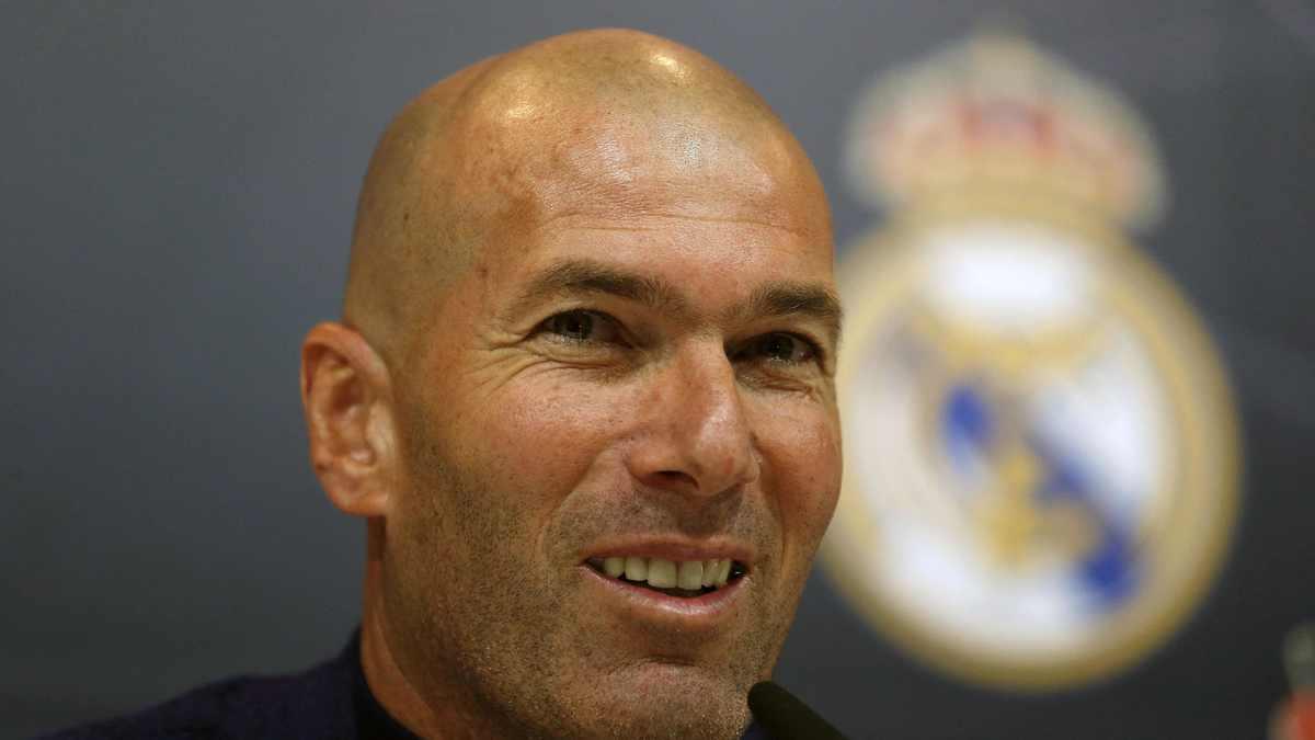 Mercato - Manchester United : Le clan Zidane fait une révélation sur son avenir !