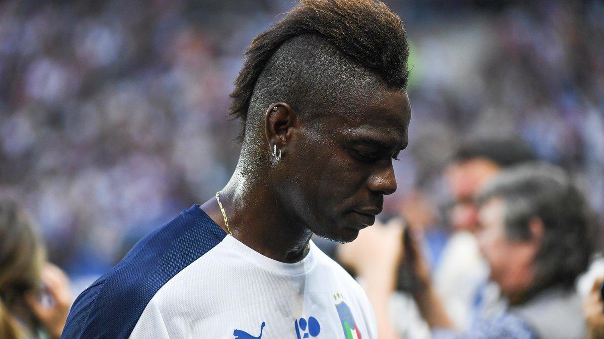 Deux concurrents à l'OM s'effondrent pour Mario Balotelli !