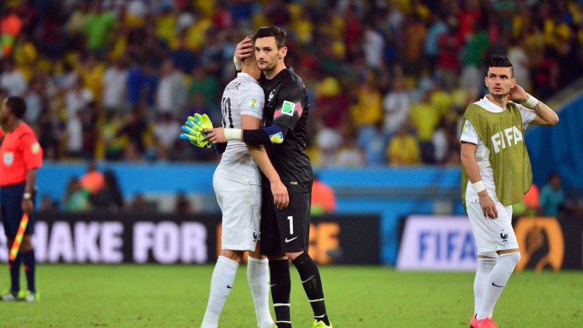 Lloris prend position — Affaire Benzema