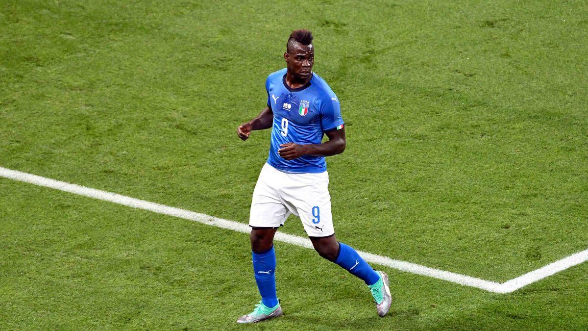 Balotelli à l'entraînement… à Nice — Mercato OM