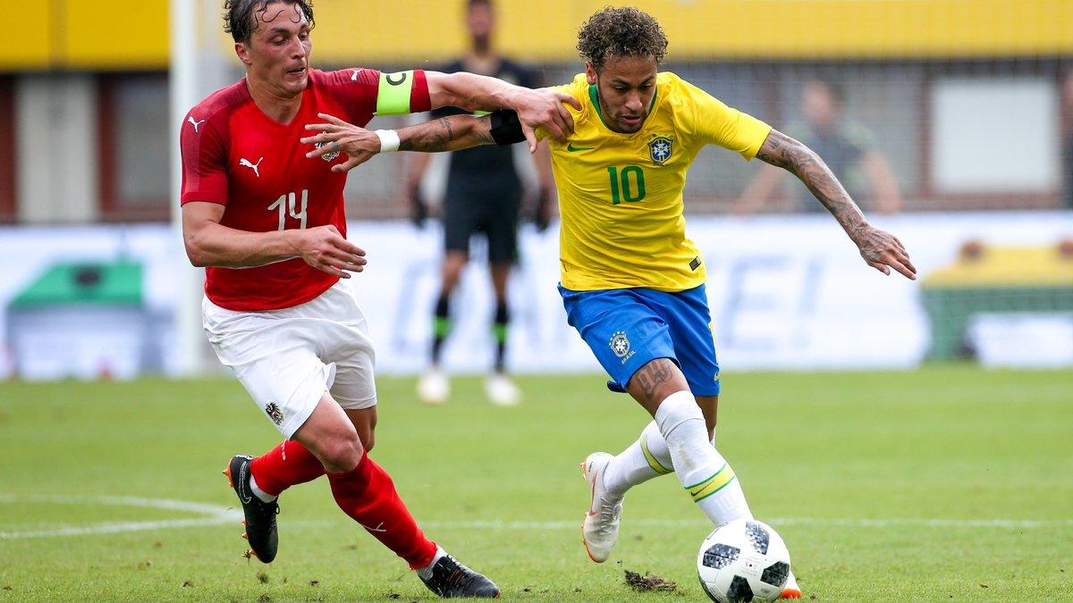 Le Brésil trébuche face à la Suisse — Coupe du monde
