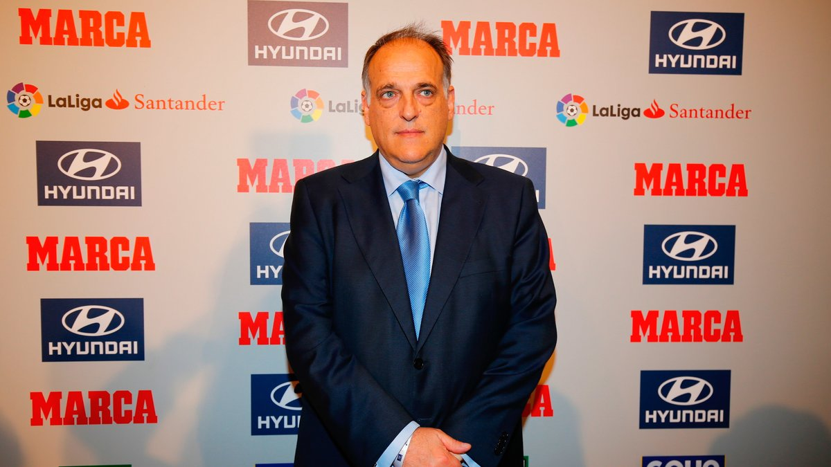 Javier Tebas est de retour, et le Qatar prend très cher — PSG