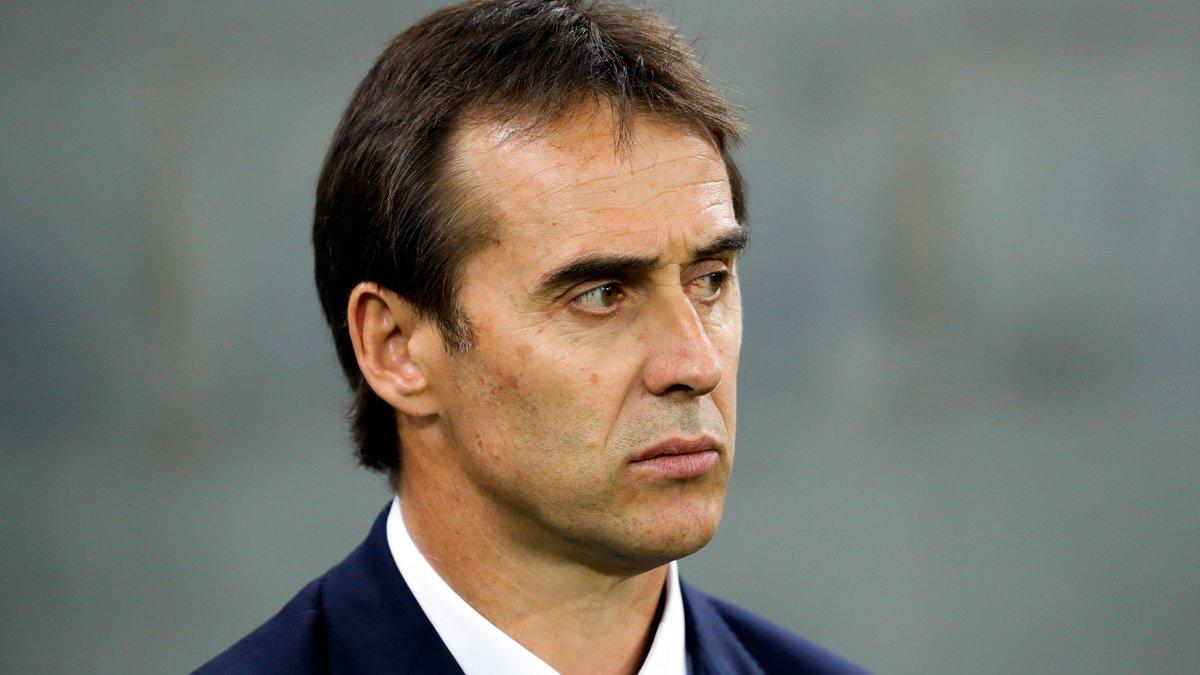 Fernando Hierro, sélectionneur de l'Espagne, reçoit l'aide de trois nouveaux adjoints